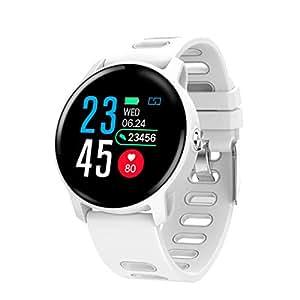 Reloj inteligente-TianranRT❄ Nuevo S08 Smart Watch Monitor de ...