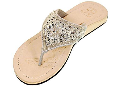 Pour Silber Sportswear Seestern fba Tongs Sa1528 Femme 1wIx6HYU