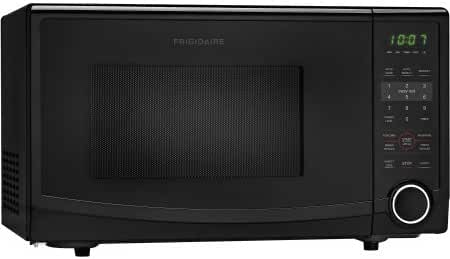 Frigidaire 1.1 Cu Ft 1100W Countertop Microwave Oven/Model:FFCM1134LB /color: Black