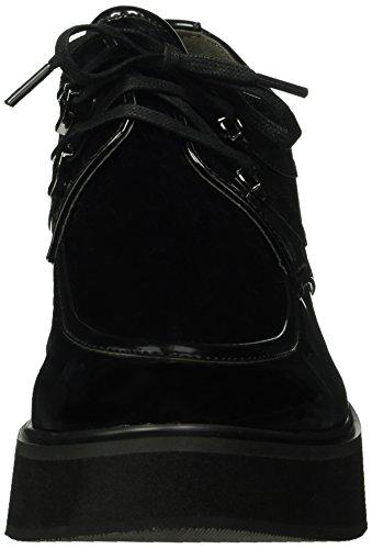 Cordones Negro Fiorucci Fdan054 de Zapatos Brogue para Mujer Zftwvfq