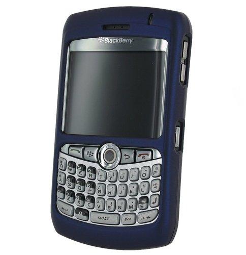 Seidio Innocase Soft Touch Case for Blackberry Curve 8330 Verizon Blue
