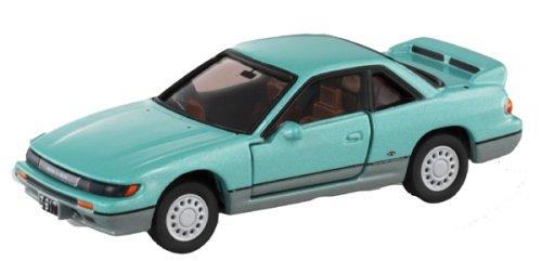 1/59 TL0092 ニッサン シルビア S13(ライトグリーン×グレー) 「トミカリミテッド」 773078
