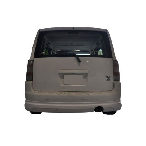 2006 Scion Xb Bumper - Rear Bumper Lip Fits 2003-2007 SCION XB | K-Style PU Black Rear Lip Spoiler Splitter by IKON MOTORSPORTS | 2004 2005 2006