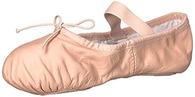 Bloch Women's Dansoft Ballet Slipper,Pink,3 B US
