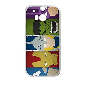 The Avengers Hot Seller Stylish Hard Case For HTC One M8