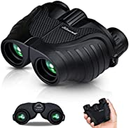 Binoculars for Adults 12 x 50 High Powered for HD Waterproof Zoom, Powerful Binoculars with Clear and Durable