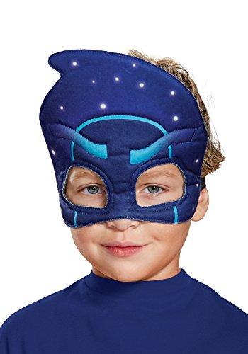 Kids Ninja Costume Uk (PJ Mask Night Ninja Mask)