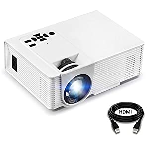 KUAK LED Video Projector, As Described Ok Item Good
