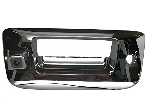 PYvideo Backup Camera for (2007-2013) Chevy Silverado / GMC Sierra for Universal Monitors (RCA) (Color: Chrome) by PYvideo (Image #4)'