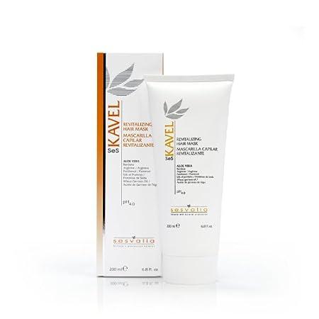 Ses Kavel Revitalizing Hair Mask 200 Ml / 6.8 Fl.oz
