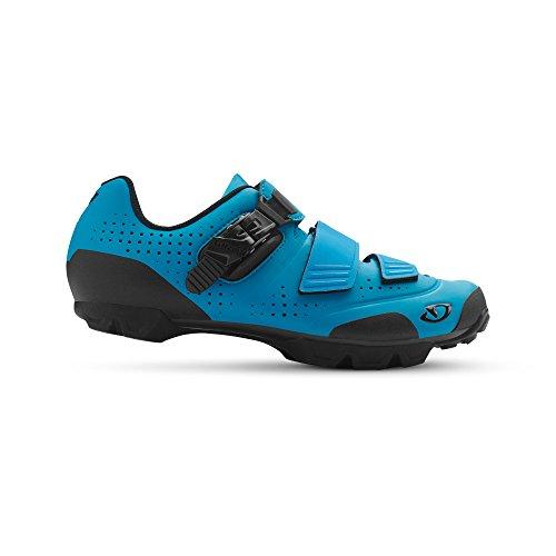 Giro Privateer R MTB Fahrrad Schuhe schwarz 2018 Blau - Blue Jewel