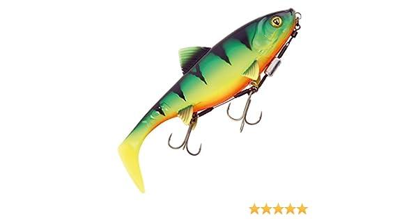 Fox Rage Replicant Shallow – Pez de Goma para Pesca Pesca Cebo ...