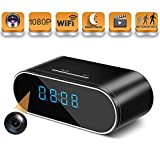 Best Spy Cameras - Hidden Spy Camera Wireless Hidden,HOSUKU 1080P Clock Hidden Review
