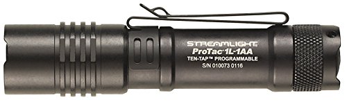 Streamlight-88061-ProTac-1L-1AA-350-Lumen-Professional-Tactical-Flashlight-with-HighLowStrobe-Dual-Fuel-use-1x-CR123-1x-AA-or-1xAA-Li-iON