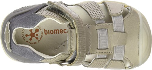 Biomecanics Jungen 162144-c Sandalen grau (CENIZA (KAISER))