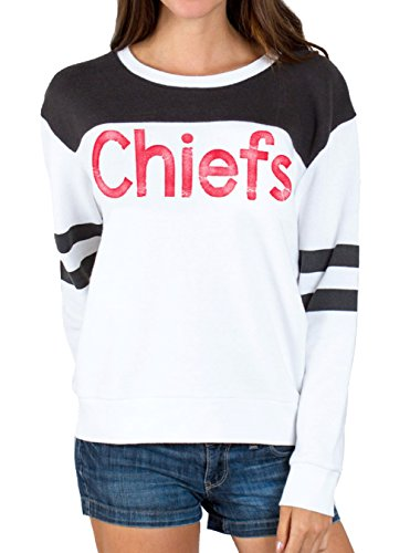Junk Food NFL Kansas City Chiefs Football Juniors Pull Over