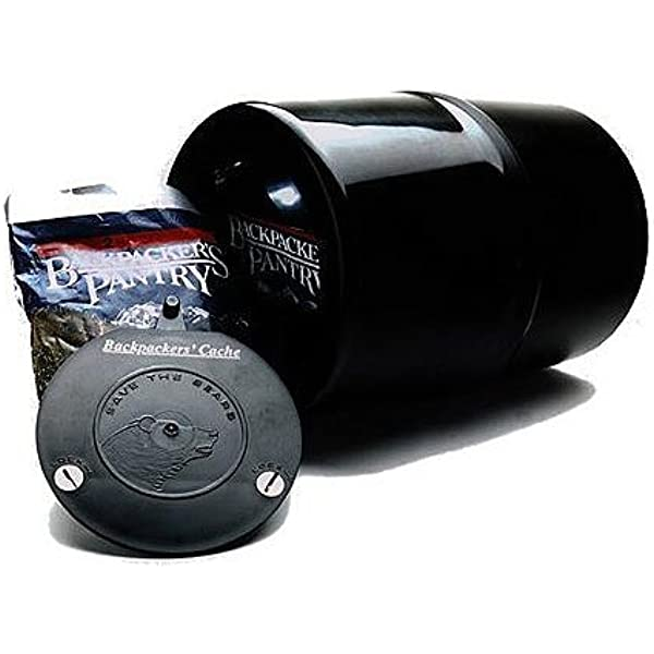 Bear Proof Container With Case By Makers Of Bear Spray