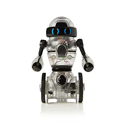 WowWee Mip Robot - RC Mini Build-Up Edition Toy