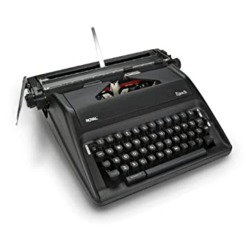 EPOCH Manual Portátil máquina de escribir