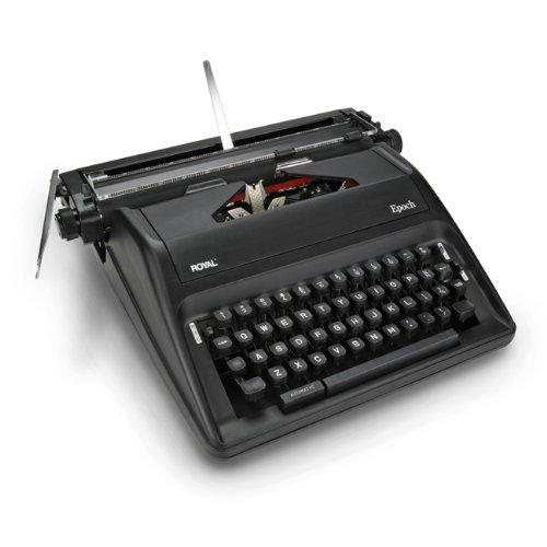EPOCH Manual Portátil máquina de escribir: Amazon.es: Oficina y papelería