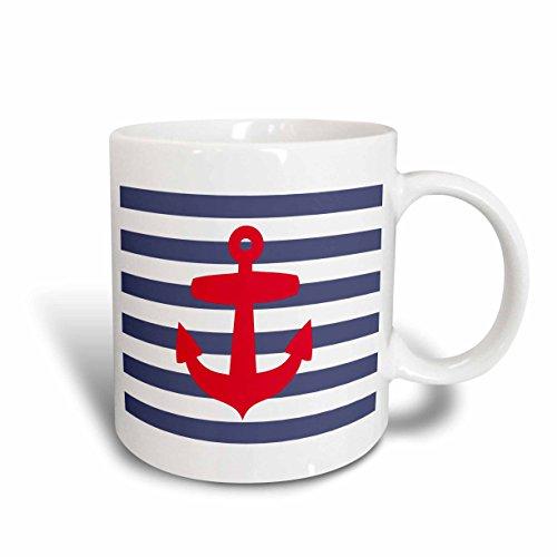 Anchor Ceramic Mug - 4