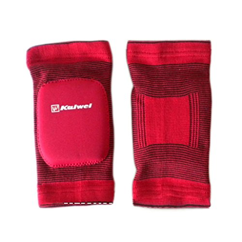 - COOLOMG New Como Skating Cycling Protective Brace Elbow Knee Support Pad for Child Kids Red