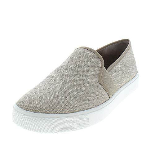 Vince Women's Blair-5 Fashion Sneaker, Straw, 8.5 M US D0308M3023