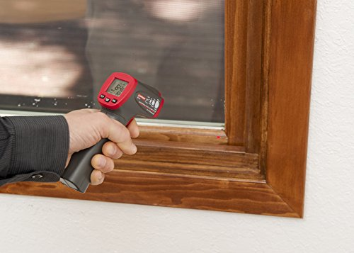 Amprobe IR-710 Infrared Thermometer with 10:1 Spot Ratio by Amprobe (Image #7)