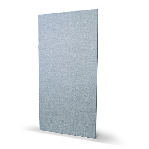 Soundsulate Acoustical Sound Absorbing Wall Panels, Formaldehyde Free, 1