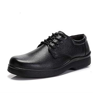 Qiusa Cook Chef Chaussures Pour Hommes Waterprooft Non Slip
