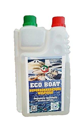 Pip Eco Boat Super Sgrassatore Multiuso Concentrato Flacone Giustadose LT.1 Pipo 1962