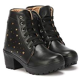 Women boot shoes, women boots with heel