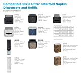 Dixie Ultra Tabletop Interfold Napkin Dispenser