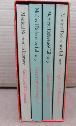 Medical Reference Library by TIME - 4 Books (Paperback)