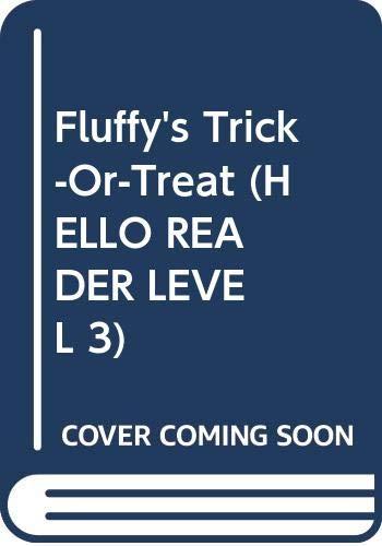 Guinea Pig Halloween Treats (Fluffy's Trick-Or-Treat (HELLO READER LEVEL)