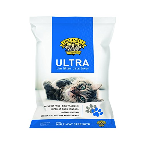 Dr Elsey's Precious Cat Ultra Cat Litter pound bag