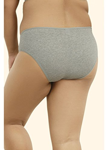 2ND DATE Women's Plus Size Panties Assorted Styles and Colors (Pack of 12) by 2ND DATE (Image #3)
