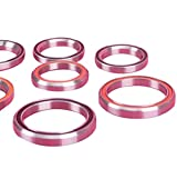 Juscycling Bike Bicycle MTB 28.6/44/30 mm Headset Bearing 41 41.8 47 49 51 52 mm by (52mm)