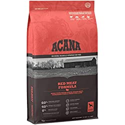 ACANA Heritage Dry Dog Food, Red Meat, Biologically Appropriate & Grain Free