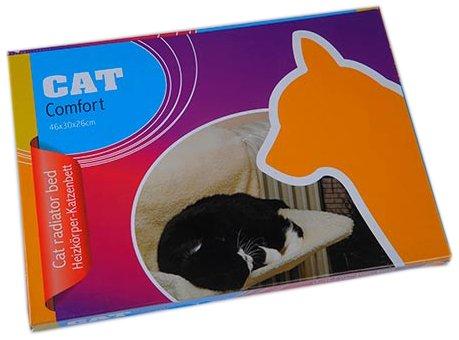 Cat 29450 - Lit de Radiateur pour Chat - 46 x 30 x 26 cm
