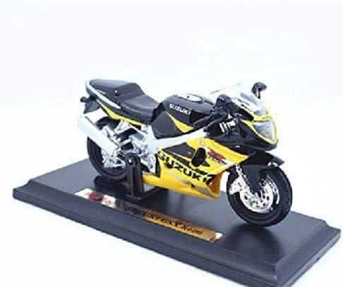 マイスト 1/18 スズキ GSX-R600 Maisto 1/18 Suzuki GSX R600 オートバイ Motorcycle バイク Bike Model ロードバイク