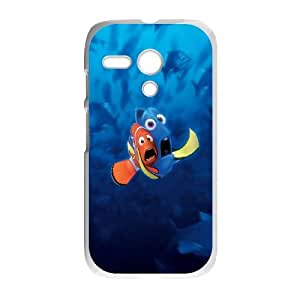 Motorola G Cell Phone Case White Finding Dory CBVNDEA01898