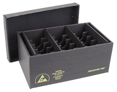 Case of 5 PPK-27444 22-7//8 Length x 17-1//4 Width x 2-3//4 Depth 22-7//8 Length x 17-1//4 Width x 2-3//4 Depth Protektive Pak 37751 Stacking Board Handler Tek Tray Case of 5