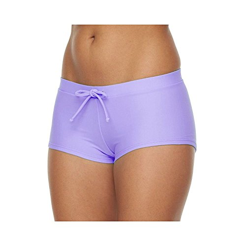 Purple Boyshorts - 8