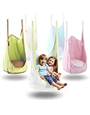 Frog Folding Hanging Pod Swing Seat Indoor and Outdoor Hammock for Children to Adult