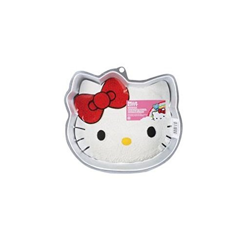 HELLO KITTY SHAPED CAKE PAN
