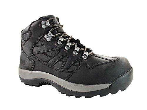 Caterpillar Men's Rebar MR Steel Toe Work Boot,Black/Pepp...