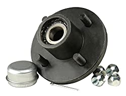 """CE Smith Trailer 13110 Trailer Hub Kit (1"""" Stud (4 x 4))- Replacement Parts and Accessories for your Ski Boat, Fishing Boat or Sailboat Trailer"""