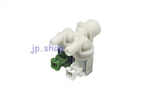 Electrolux 3792260725 - Electroválvula lavadora, carga de agua, 2 ...