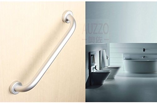 YAOHAOHAO The place of the aluminum hand rails glass bath accessories bath rooms toilet rooms of elderly persons in any security in the hands of pull (Size: 30 cm). by YAOHAOHAO